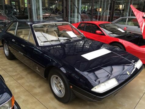 Машина на фотографии выпущена в: 1973 году Цена: 99 тысяч евро