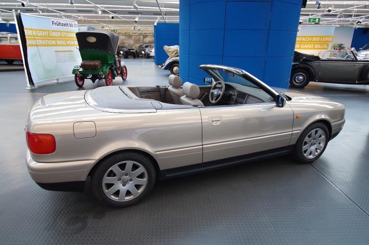 1992_Audi_80_Cabriolet
