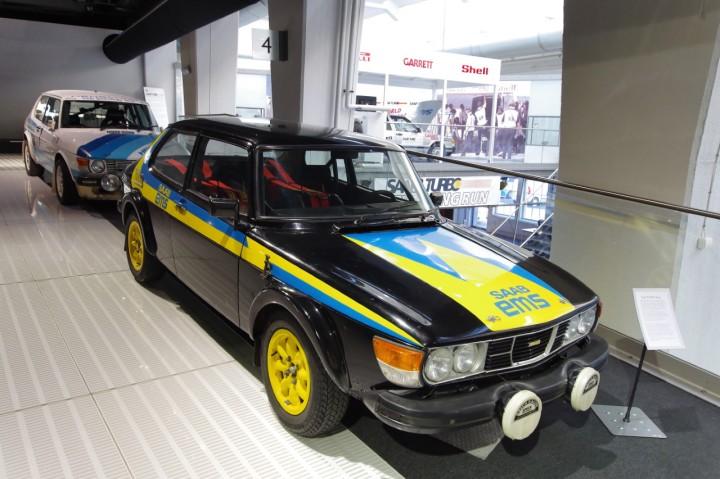 SAAB 99 EMS 1976