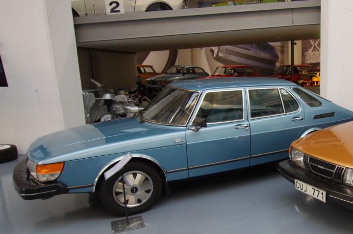 SAAB 900 - 1979