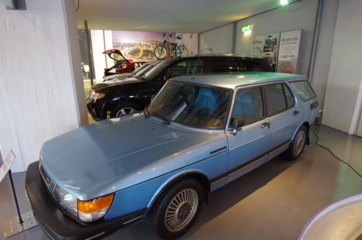 SAAB 900 - 1981