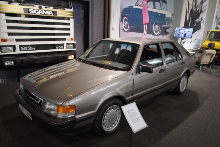 SAAB 9000 1985