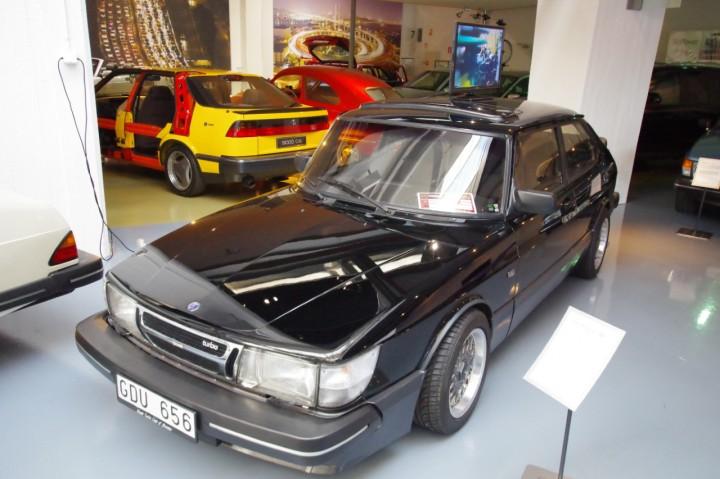 SAAB 900 - 1986