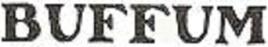 Buffum_logo