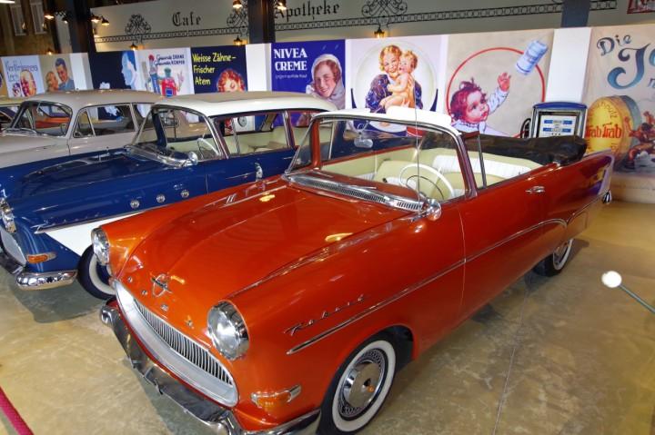 Opel Olympia Rekord P1 Cabriolet