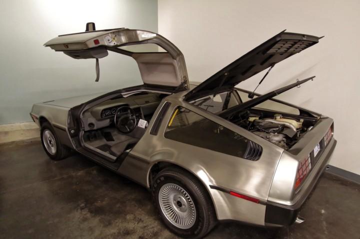 1983-DeLorean