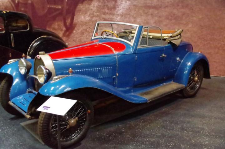 1931_Bugatti_Type40A
