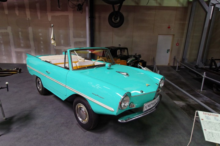 1964-Amphicar