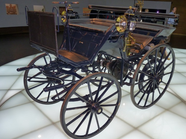1886-Benz Patent