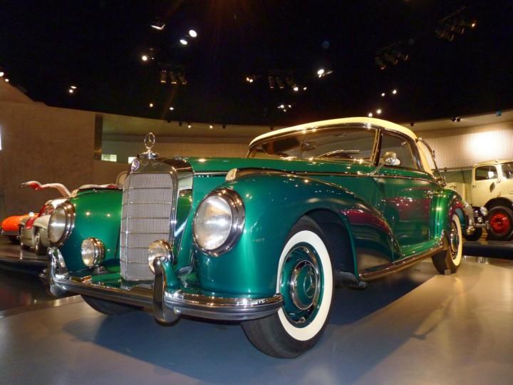 1954-Mercedes-Benz 300 S convertible A