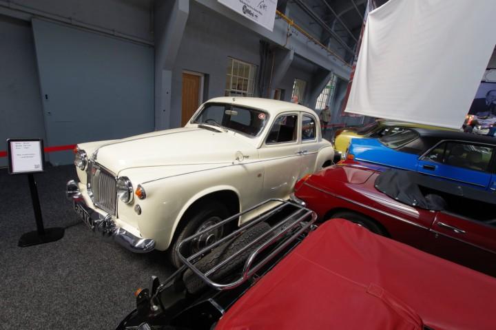 1963-Rover-P4